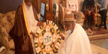 Sultan of Sokoto receives UNICEF
