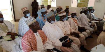 Sokoto Community Leaders train to combat Gender Based Violence