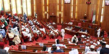 3 PDP Senators defect to APC at Senate plenary