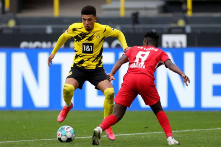 Jadon Sancho to Join Manchester United as £73m deal Agreed