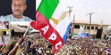 2023: PGF DG, Salihu asks APC to return to 2013 mode, review manifesto