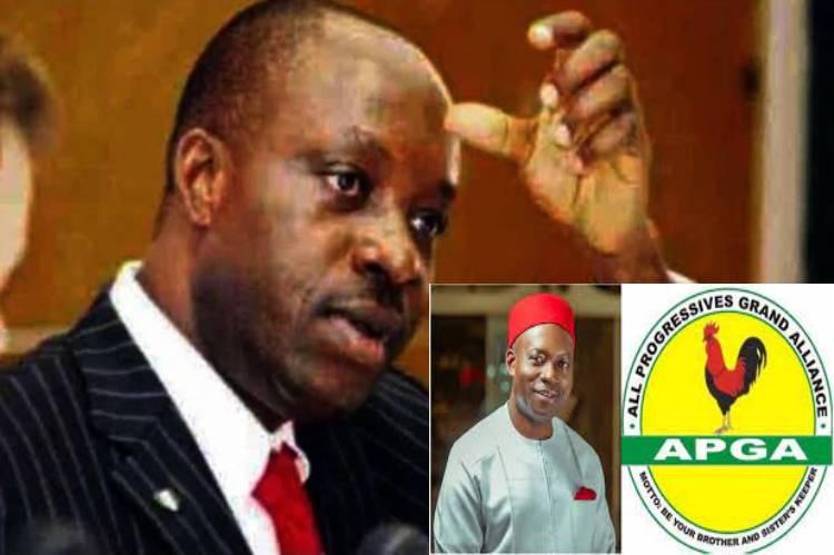 APGA-Asks-INEC-To-Publish-Charles Soludo
