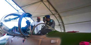 BREAKING: First batch of A-29 Super Tucano aircraft arrive Kano