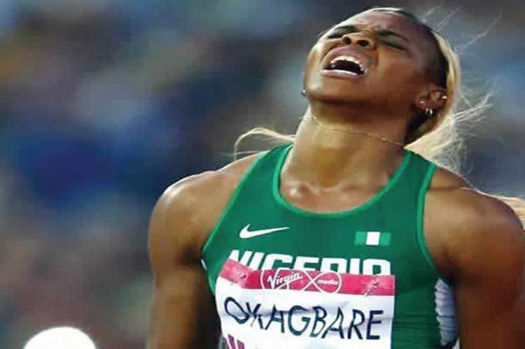 Blessing Okagbare Suspended For Doping