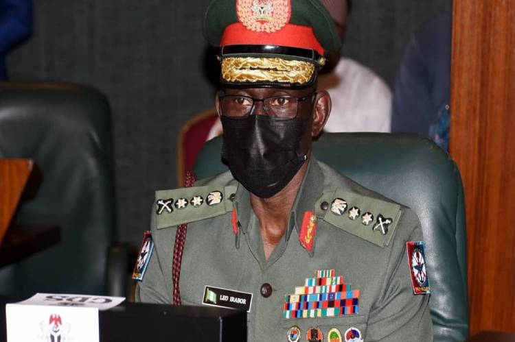 Latest Breaking is that CDS confirms crash of military aircraft in Kaduna