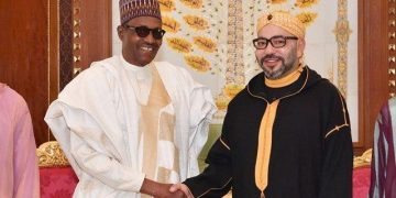 Your reign has witnessed very impressive economic, social devt, Buhari tells King of Morocco on 22nd anniversary