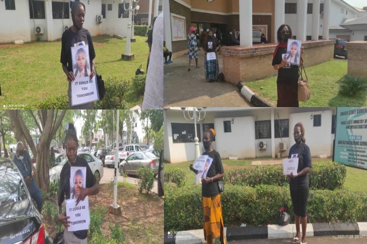Latest news is that Court adjourns murdered Enugu make-up Artist trial to August 25