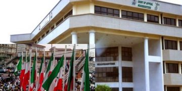 Court of Appeal reinstates sacked PDP Executives in Anambra