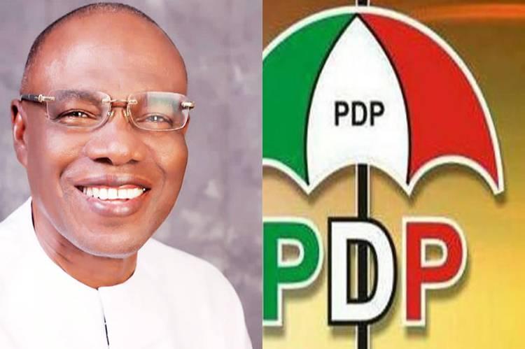 Court orders INEC to list Ugochukwu Uba as PDP candidate