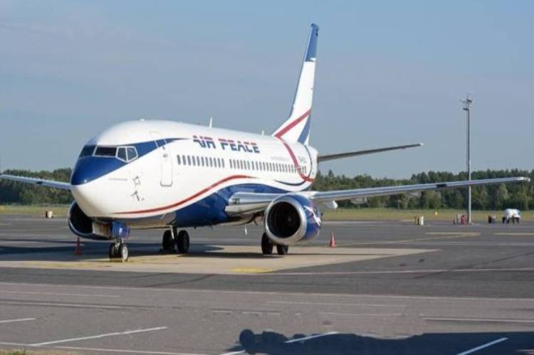 Damaged Air Peace Plane evacuated from Ilorin Airport's runway