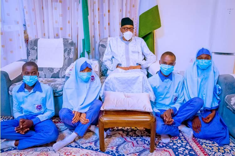"""""""Education remains my top priority""""- President Buhari"""