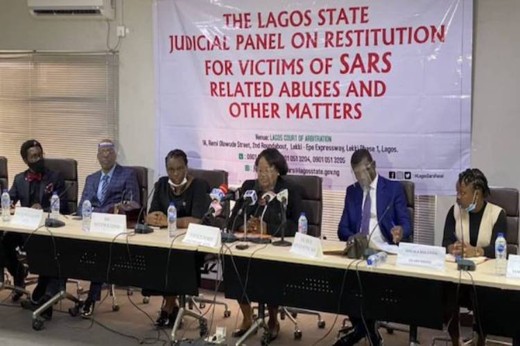 Lagos EndSARS Panel awards over ₦19m Compensation to six victims