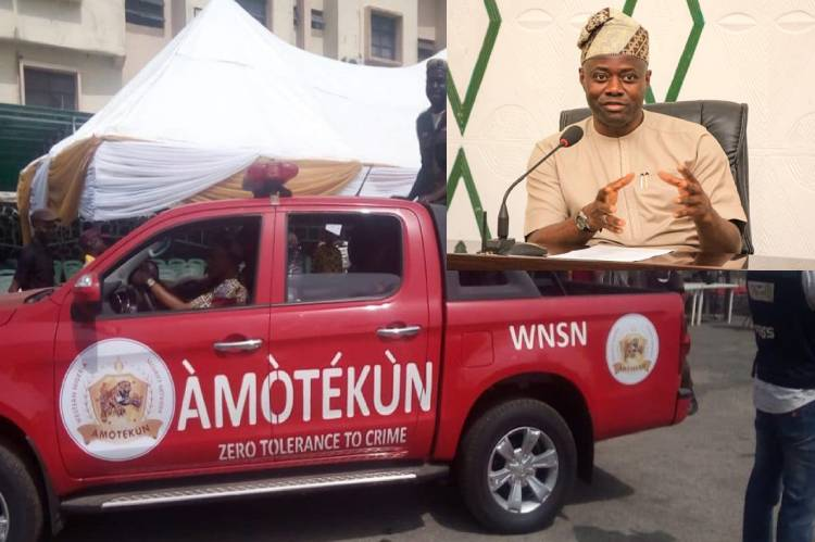 Gov Makinde to compensate families of slain Amotekun officers with N2.5m each