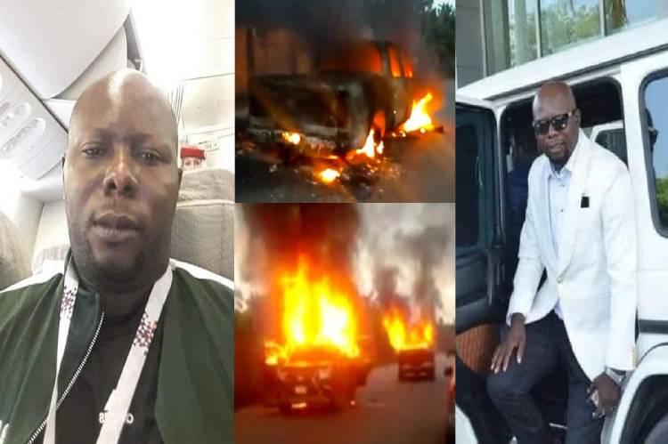 Gunmen kill Udala FC chairman, Philip Udala, manager, Godsent Eriobu