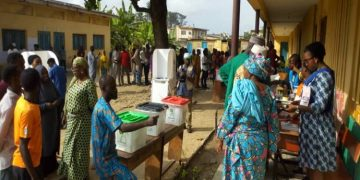 Only 50% of our Polling Units have Network - NCC