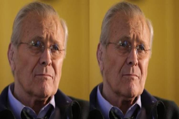 Fmr US Defence Secretary Donald Rumsfeld dead at 88