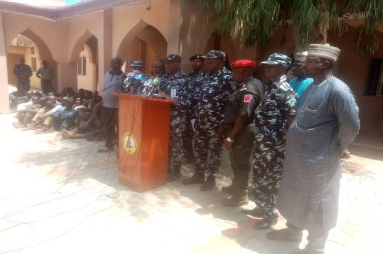 Breaking News About Zamfara State ; Police arrest 2 Suspected kidnappers, Others in Zamfara