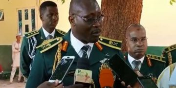 Headline news today is that Army says they are determined to restore normalcy in Nigeria - Army