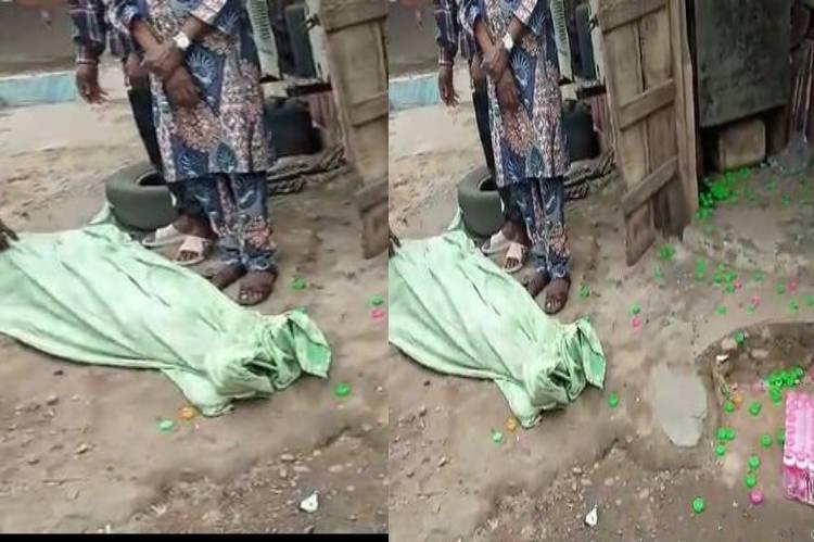 BREAKING: Stray bullet kills 14-year-old girl at Ojota