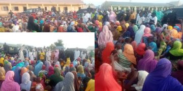 Group to train over 2000 IDPs in Zamfara on sewing, soap making