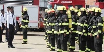 Current latest news on Federal Fire Service