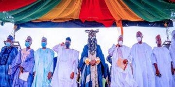Emir of Kano's coronation