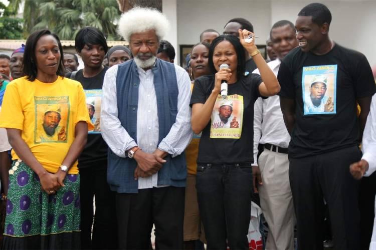 Latest Breaking News in Politics in Nigeria Today: Immortalize M.K.O Abiola with credible elections - Joe Okei Odumakin