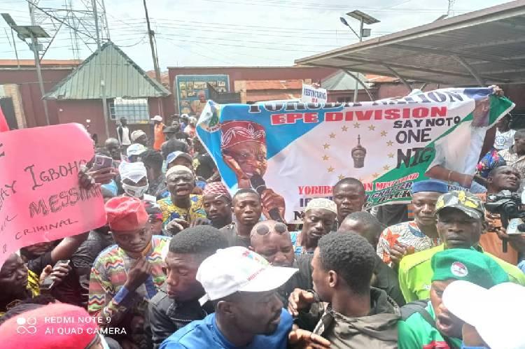 Latest news on Yoruba Nation