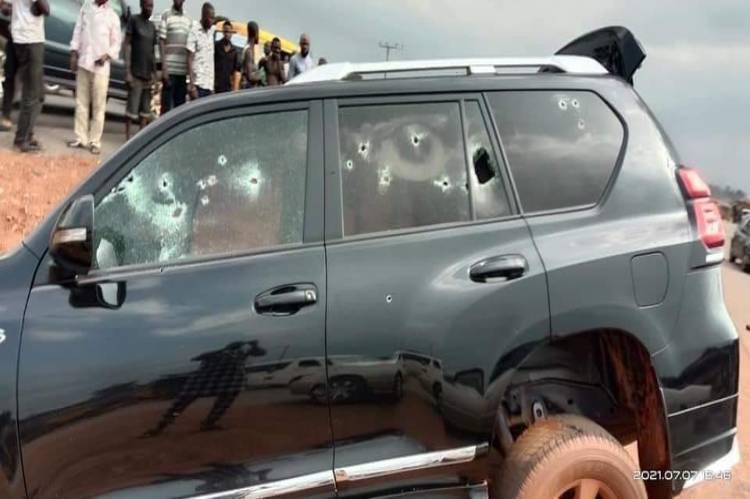 Latest News about SEDI Enugu: Gunmen kill SEDI DG in Enugu