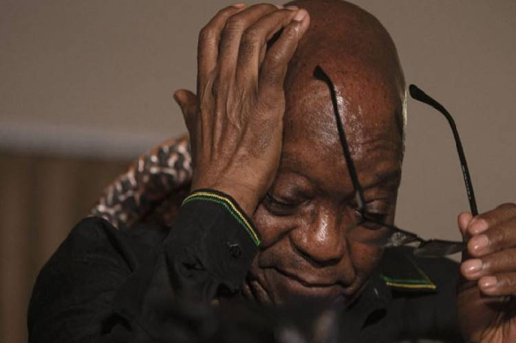 Latest news on Jacob Zuma