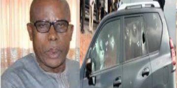 Assassination of Prof Samuel Ndubuisi