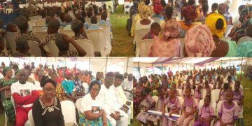 Kinsmen, Akoko indigenes gather to watch TB Joshua's burial programme