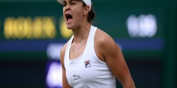 Latest Breaking News About Tennis: Ash Barty Wins Wimbledon Open beating Karolina Pliskova