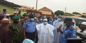 Latest News About Insecurity In Nigeria: Tambuwal orders demolition of Raymond Village over insecurity