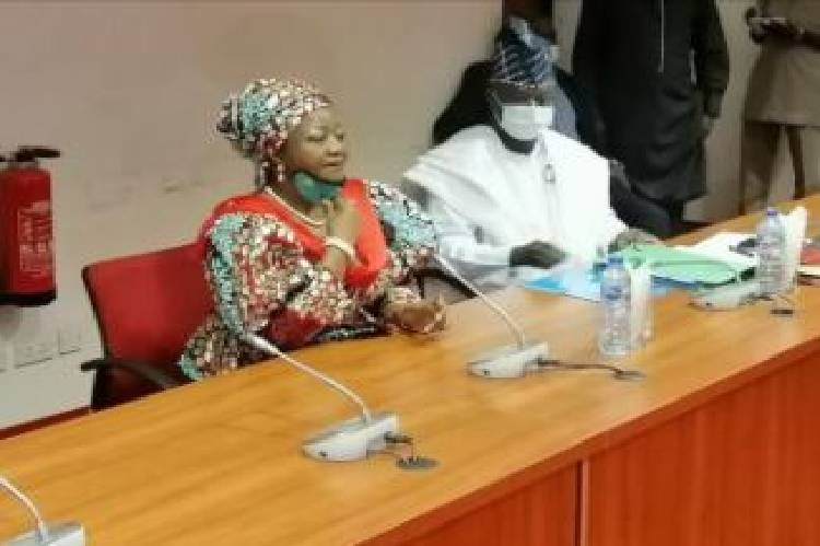 Current latest news about Lauretta Onochie's rejection