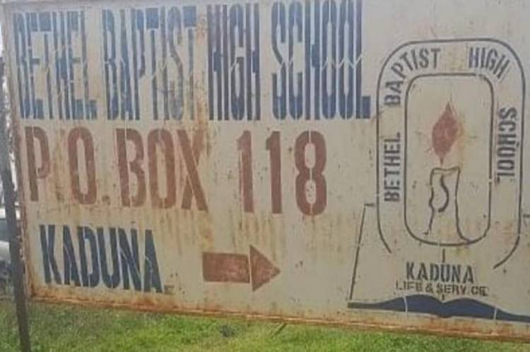 Latest Breaking News about Bethel Baptist College, Kaduna: Police rescue a student of Bethel Baptist College, Kaduna, 2 Others