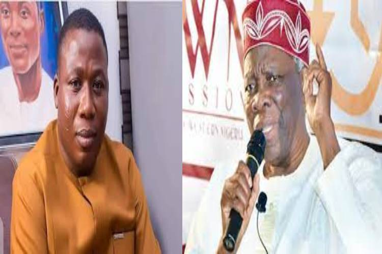 Latest Breaking News About Yoruba Nation Agitation Today: Sunday Igboho, Banji Akintoye, Others drag Nigeria to ICC