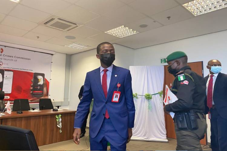 Latest Breaking News about the EFCC: No hiding place for financial Criminals - EFCC