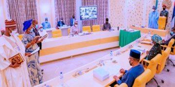 Latest Breaking News about President Buhari Today: President Muhammadu Buhari Swears in 5 New Permanent Secretaries