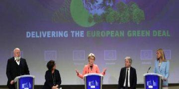 EU commission on climate crisis