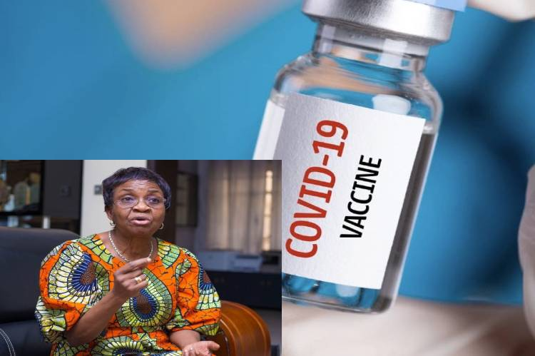 Latest news about COVID-19 is that NAFDAC approves Moderna, Astrazeneca, conditionally approves Sputnik V vaccines