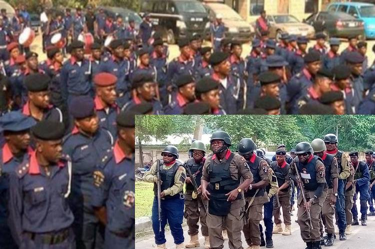 Latest news is that NSCDC deploys 2500 officers for Eid el Kabir in Oyo