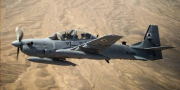 Latest Breaking News About The A-29 Super Tucano Aircraft: First Batch of A-29 Super Tucano depart US for Nigeria