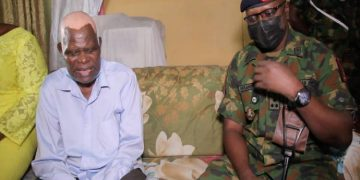 Latest Breaking News in Nigeria about NYSC: NYSC DG visits corps anthem composer, says corps will honour him