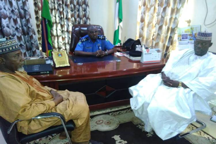 Latest Breaking News about Security in Nigeria : Police AIG calls for cooperation with the public