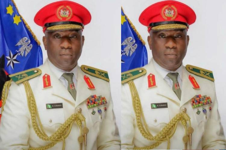 Latest News about Insecurity in Nigeria: Suspected Kidnappers kill Major General Hassan Ahmed