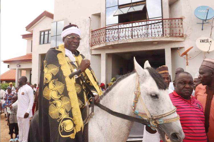 Latest Breaking News in Kaduna State: Chief of Margi turbans 11 new kingmakers, tasks, them on Unity, security on
