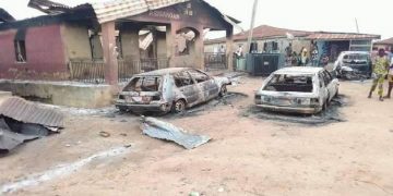 Current news about attack on Igangan, Ibarapa in Oyo State