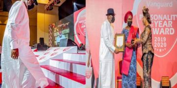 Vanguard's 'Governor Of The Year Award'