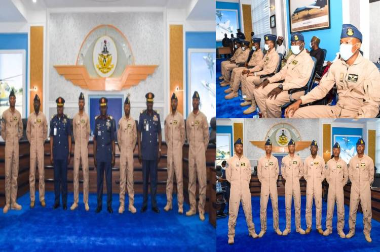 Latest news about Nigeria Air force